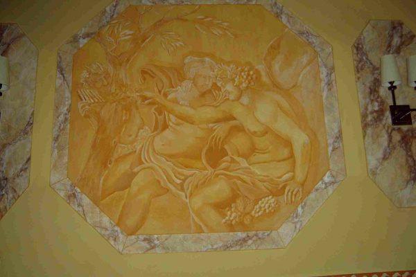 Bacchus und Ariadne