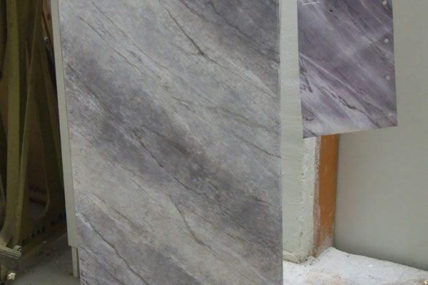 Steinimitation Marmor